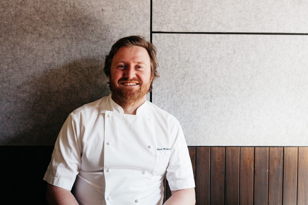 Owner and chef - Matt Wilkinson